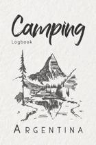 Camping Logbook Argentina