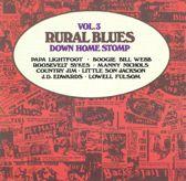 Rural Blues Vol. 3: Down Home Stomp