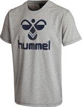 Hummel T-shirt - Grey Melange - XXL