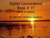 Sarid To Sebam - Digital Concordance Book 77