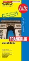 Falkplan - Autokaart Frankrijk