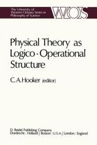Physical Theory as Logico-Operational Structure
