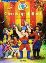 Tijd voor een boek - Tijd voor een boek! Circus op stelten AVI E4