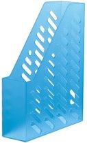 Tijdschriftencassette HAN Brillant C4 transparant blauw