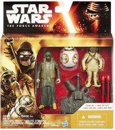 Action figure Star Wars 2-Pack 10 cm Unkars Thug