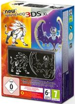 NEW Nintendo 3DSXL - Pokemon Moon and Sun - Artwork Limited Edition