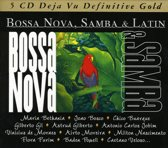 5-Cd Bossa Nova, Samba, Latin