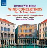 Wolf-Ferrari: Wind Concertinos