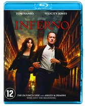 DVD cover van Inferno (Blu-ray)