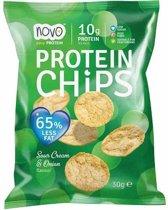 Protein Chips 1 zakje Sour Cream & Union