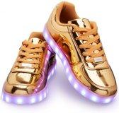 Led schoenen Goud maat 38