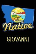 Montana Native Giovanni