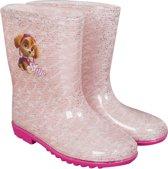 Paw Patrol roze regenlaarzen maat 30
