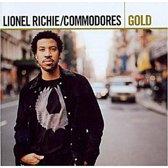 CD cover van Gold van Commodores