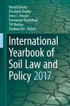 International Yearbook of Soil Law and Policy 2017