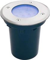 TRONIX 12V SYSTEEM LED maxi-grondspot, lichtkleur BLAUW | 149-032
