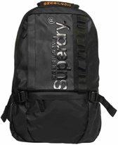 Superdry Tarp Backpack Slim Line Black