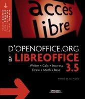 D'OpenOffice.org à LibreOffice 3.5