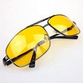 AA commerce - Premium Nachtbril - Optimaal Nachtzicht Autorijden - Geel