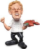 Beroepen - beeldje - chef-kok - vis - restaurant - Warren - Stratford - kreeft
