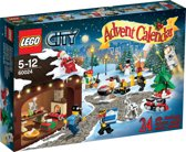 LEGO City Adventskalender - 60024