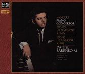 Mozart: Piano Concertos No. 20 in D minor K.466, No. 23 in A major K.488