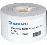 Hamach Dynamic 95 mm x 23 m rol P80