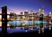 New York Brooklyn Bridge  - Poster 140 x 100 cm