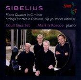 Piano Quintet/String Quartet
