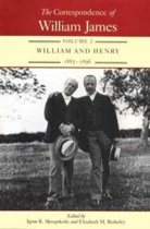 The Correspondence of William James v. 2; William and Henry, 1885-96