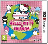 Around the World with Hello Kitty & Friends - 2DS + 3DS