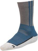 3-Pack Sportieve Koele Sokken met Zilver Garen Cool MS3 - Unisex - Denim - Maat 47-50