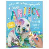 Animal Antics Sticker Book