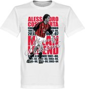 Alessandro Costacurta Legend T-Shirt - XL