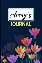 Avery's Journal