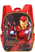 Avengers Iron man jongens rugzak met 2 voorzijde
