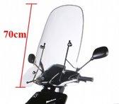 Windscherm OEM | Peugeot Kisbee (70cm)