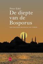 De diepte van de Bosporus