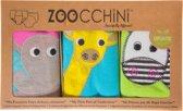Zoocchini oefenbroekjes girl Safari 3 st. 3-4Y