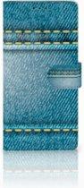 Leuk Hoesje Spijkerbroek voor de Sony Xperia XA1 Ultra