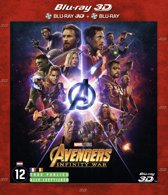 The Avengers: Infinity War (3D Blu-ray)