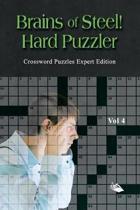 Brains of Steel! Hard Puzzler Vol 4
