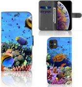 iPhone 11 Telefoonhoesje met Pasjes Vissen