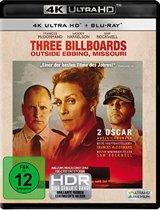 Three Billboards Outside Ebbing, Missouri (Ultra HD Blu-ray & Blu-ray)