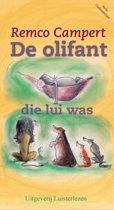 Oorkruipertjes - De olifant die lui was (luisterboek)