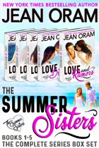 The Summer Sisters: The Complete Series Box Set (Books 1-5)