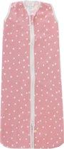 Slaapzak zomer 70cm Dots pink