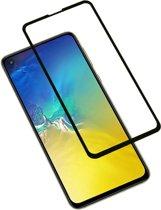 Samsung Samsung Galaxy S10e Zwart   3D Beschermglas    WN™