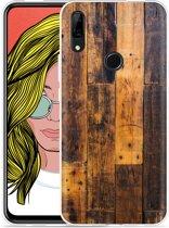 Huawei P Smart Z Hoesje Special Wood