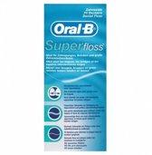 Oral-B Super Floss - 50 stuks - Flosdraad